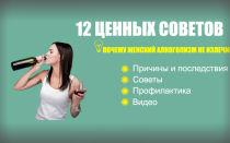 Почему женский алкоголизм не лечится? + 12 ценных советов и видео