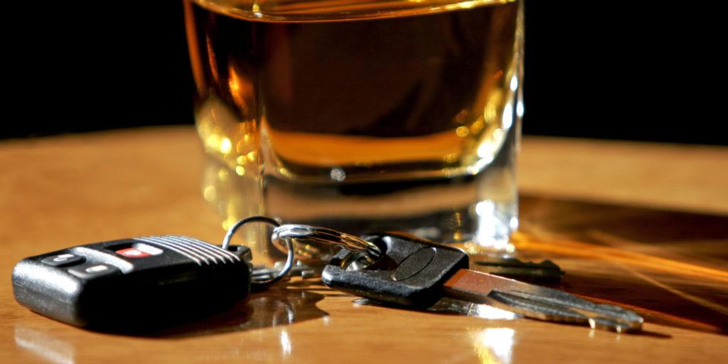 Алкоголь и руль