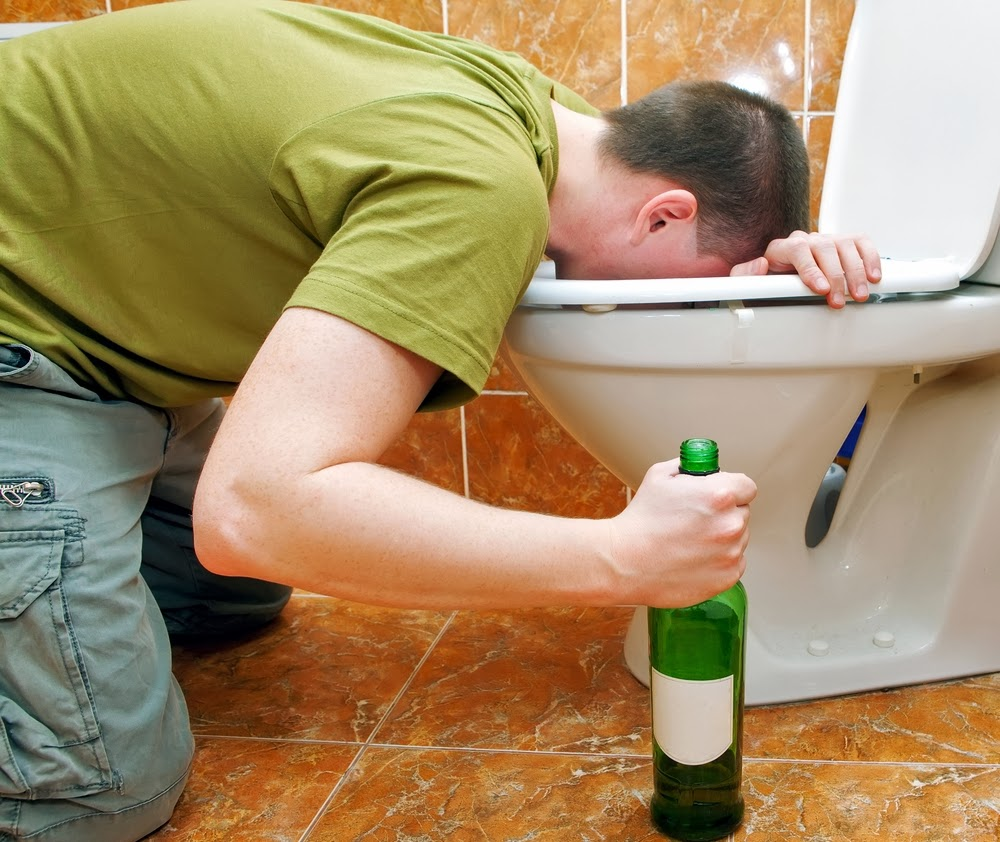 Как избавиться от тошноты от алкоголя